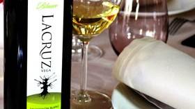 Videocata de Lacruz Vega Sauvignon Blanc 2012
