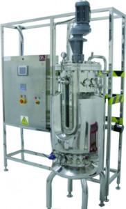 Fermentador de Agrovin para el cultivo de bacterias lácticas para vino