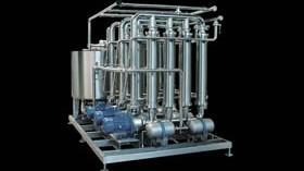 Filtro Tangencial Automático para todo tipo de vinos serie Fil-Pro