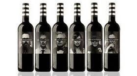 Una etiqueta con premio para el vino Sospechoso