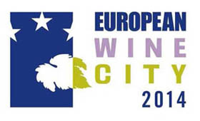 Tecnovino logo ciudad europea del vino