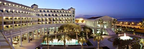 El Hotel Balneario Las Arenas de Valencia acogerá el congreso.
