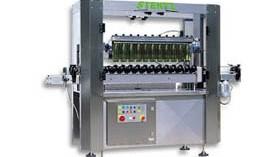 Enjuagadora de botellas automática RCL 9/11