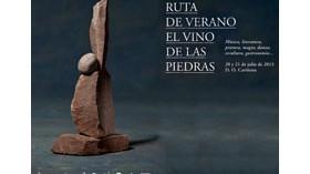 La Ruta de Verano del Vino de las Piedras, una propuesta estival de la D.O.P. Cariñena