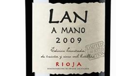 Lan A Mano 2009 revalida los 93 puntos otorgados por la revista Wine Spectator