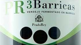 Nueva añada de PR3 Barricas, un verdejo de uvas de cepas viejas