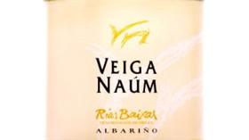 Veiga Naúm 2012, un albariño elegante