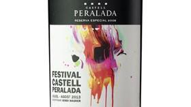 Castillo Perelada lanza el vino de edición especial limitada Festival Castell Peralada 2013