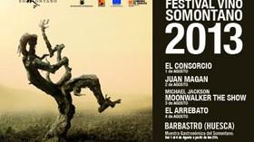 El Festival Vino Somontano 2013 une música, vino y gastronomía