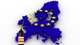 El  vino español vende menos litros en la Unión Europea, pero a mayor precio