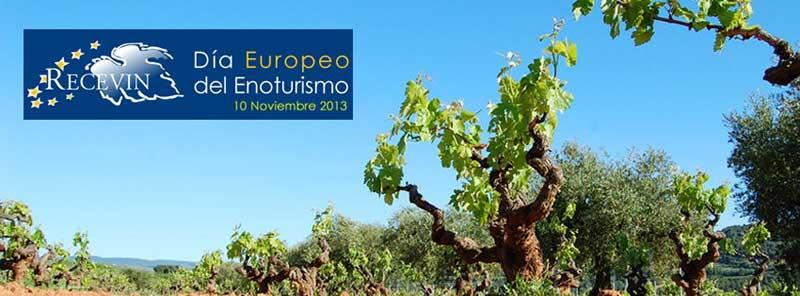 Tecnovino Dia Europeo del Enoturismo Recevin