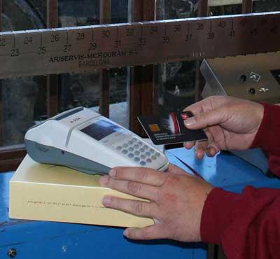 La 'tarjeta de viticultor' es uno de los instrumentos más eficaces para llevar a cabo el control por parte del Consejo Regulador.