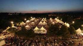 75.000 tapas y vinos servidos en el Festival Vino Somontano