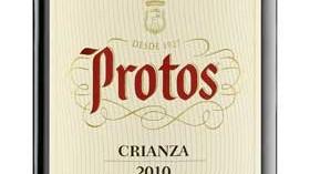 Nueva añada 2010 de Protos Crianza