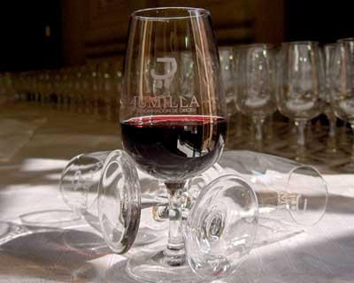 Tecnovino promocion vino Murcia Jumilla