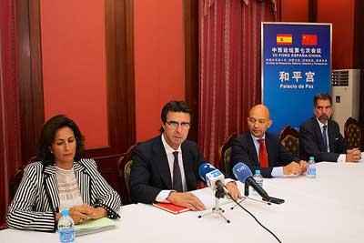Tecnovino China solucion vino España