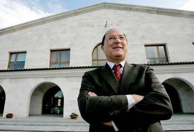 Tecnovino Grupo Matarromera 25 aniversario Carlos Moro