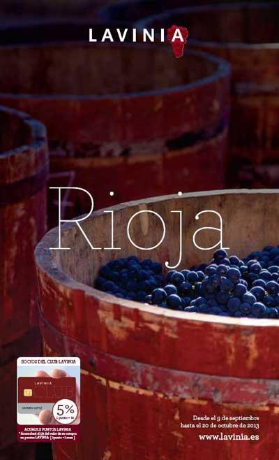 Tecnovino Lavinia Rioja 2013