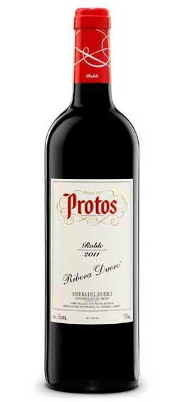 Tecnovino Protos Roble 2011 concurso Mundus Vini