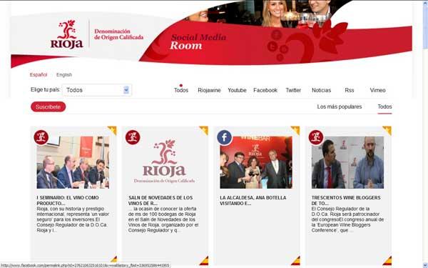 Tecnovino Hablando del Rioja 3.0 DOCa Rioja