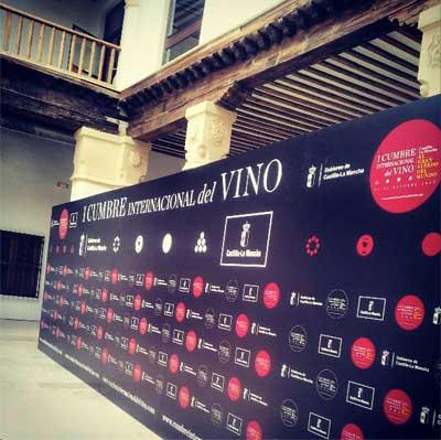 Tecnovino I Cumbre Internacional del Vino