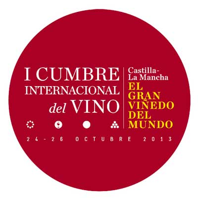 Tecnovino I Cumbre Internacional del Vino logo