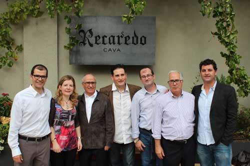 Tecnovino Recaredo certificaciones Bureau Veritas