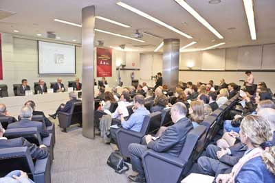 Tecnovino Seminario vino como producto de inversion DOCa Rioja