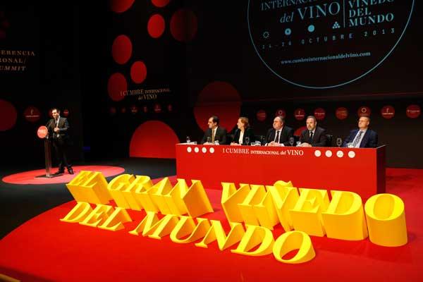 Tecnovino clausura Conferencia Internacional del Vino