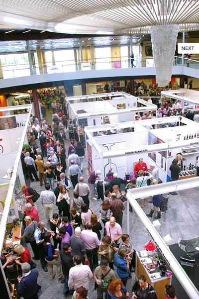 Tecnovino Feria del Vino y Alimentacion Mediterranea