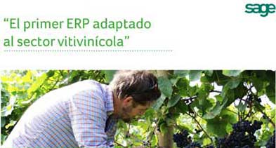 Tecnovino Sage ERP X3 sector vitivinicola