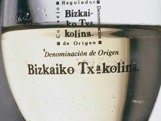 Tecnovino Txakoli de Bizkaia Bizkaiko Txakolina premios