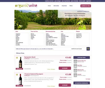Tecnovino Xavi Nolla Organic Wine