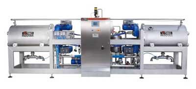 Tecnovino filtro tangencial de vinos Dynamos Liatech Sitevi