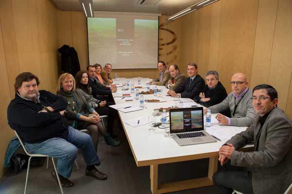 Tecnovino Instituto del Vino de Basque Culinary Center comite