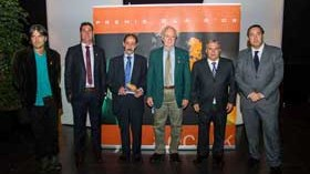 Los Premios Gla d'Or de Aecork, el marco para anunciar la buena salud del sector corchero