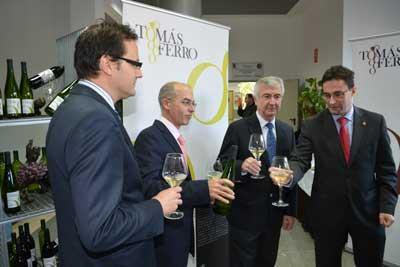 Tecnovino vino ecologico Tomas Ferro