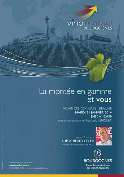 Tecnovino DOCa Rioja Vinomarket 2014