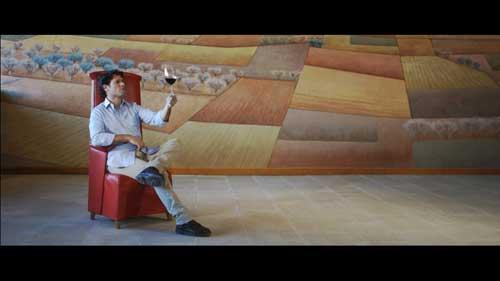 Tecnovino Ruta del Vino Somontano video Antonio Zabalburu