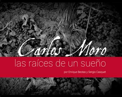 Tecnovino Carlos Moro libro Gourmand Awards