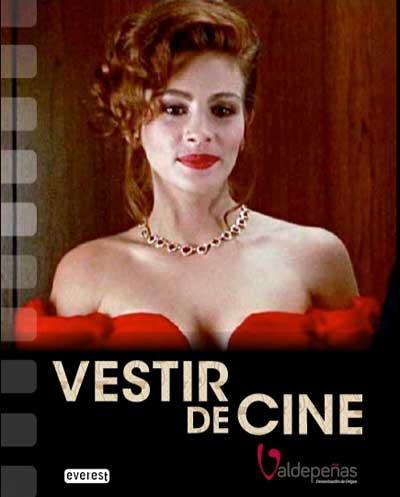 Tecnovino DO Valdepenas libro Vestir de Cine