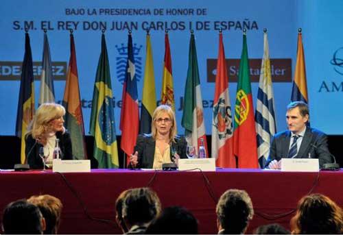 Tecnovino I Foro Empresarial Iberoamericano del Vino presentacion