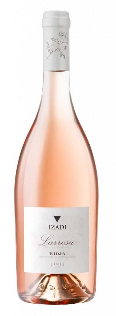 Tecnovino Izadi Larrosa vino rosado