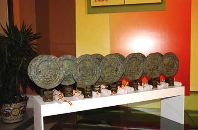 Tecnovino Premios Alimentos de Espana 2013 Protos y Vega Sicilia