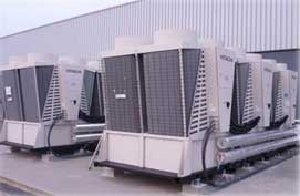 Tecnovino enfriadoras Hitachi climatizacion bodegas