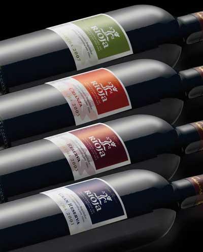 Tecnovino ventas de vino de Rioja