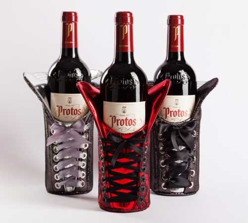 Tecnovino vino San Valentin Protos Maya Hansen