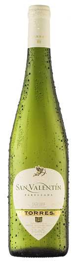 Tecnovino vino San Valentin Torres