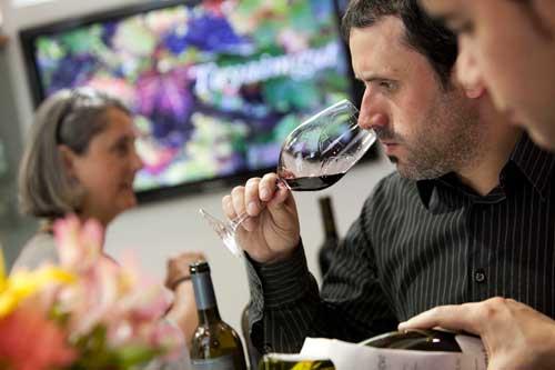 Tecnovino Alimentaria 2014 vino 2