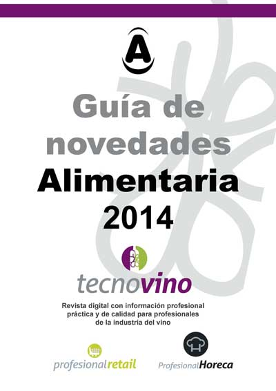 Tecnovino Especial Alimentaria Novedades vino portada